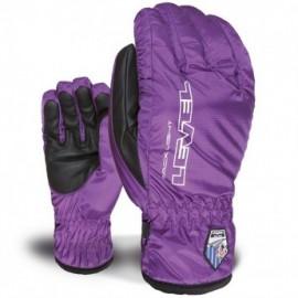 Level Husky purple