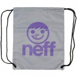 Neff Cinch Sack grey/purple