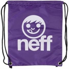 Neff Cinch Sack purple/white