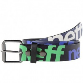 Neff Corp Belt black purple