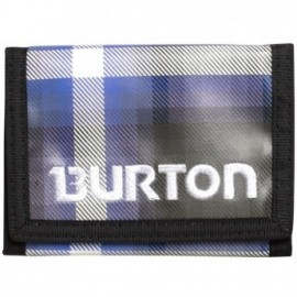 Burton Cory Wallet majestic plaid