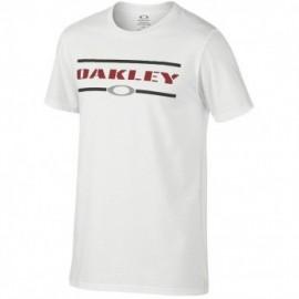 Oakley Stacker Tee white