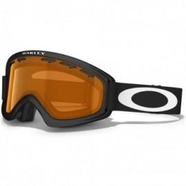 Oakley O2 XS matte black - persimmon