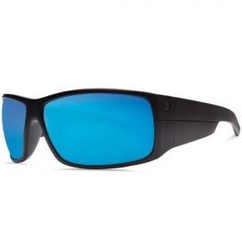 Electric Mudslinger matte black - ohm grey blue chrome