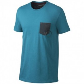 Oakley Wallride Tee aurora blue