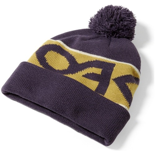 Oakley Factory Cuff Beanie purple shade