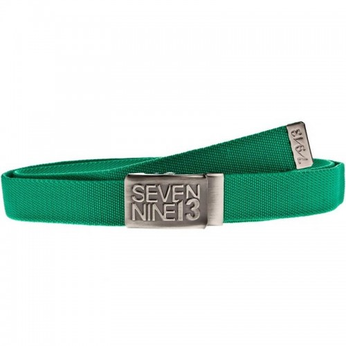 Sevennine13 Jaws Stretch Belt green