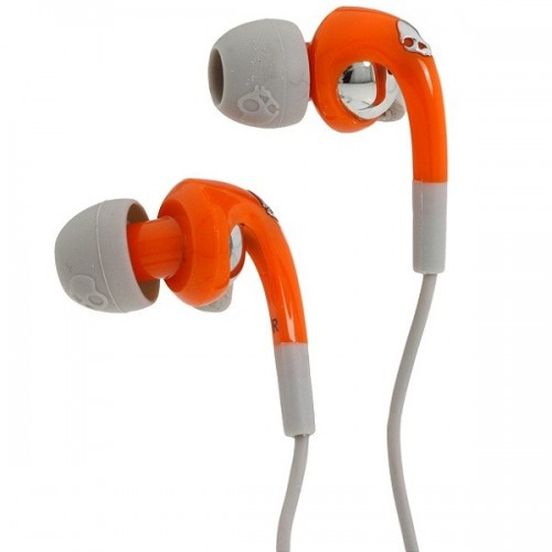 Skullcandy Fix In Ear athletic orange/grey w/Mic 3