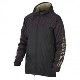 Oakley FP 1260 Windbreaker purple night