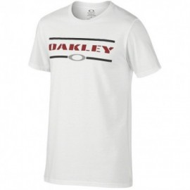 Oakley Stacker Tee white
