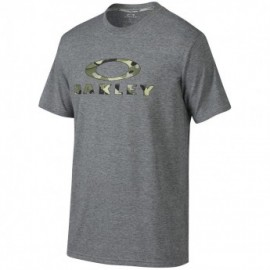 Oakley O-Stealth Tee athletic heather grey