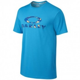 Oakley O-Stealth Tee pacific blue
