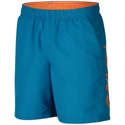 Oakley Hop Octane Volley  Board Shorts pacific blue