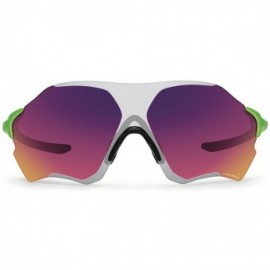 Oakley EVZero Range green fade - prizm field/chrome iridium