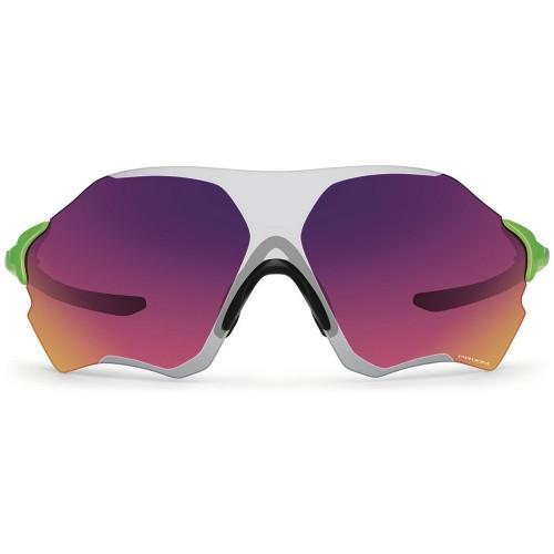 Oakley EVZero Range green fade - prizm field/chrome iridium