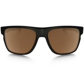 Oakley Crossrange XL matte black - prizm tungsten polarized