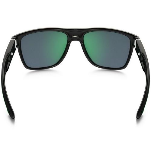 Oakley Crossrange XL polished black - jade iridium