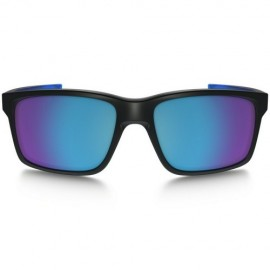 Oakley Mainlink matte black/sapphire fade collection - prizm sapphire polarized