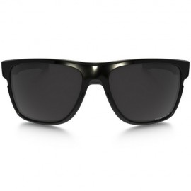 Oakley Crossrange XL polished black - prizm black polarized