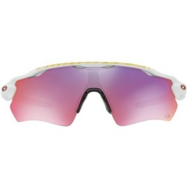 Oakley Radar EV Path TDF matte white - prizm road