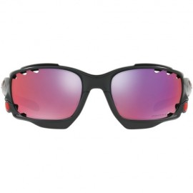Oakley Racing Jacket matte black - prizm road & grey
