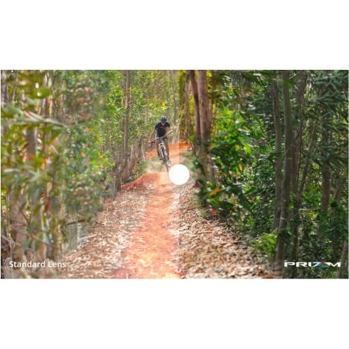 Oakley Radar EV Path Lens prizm trail