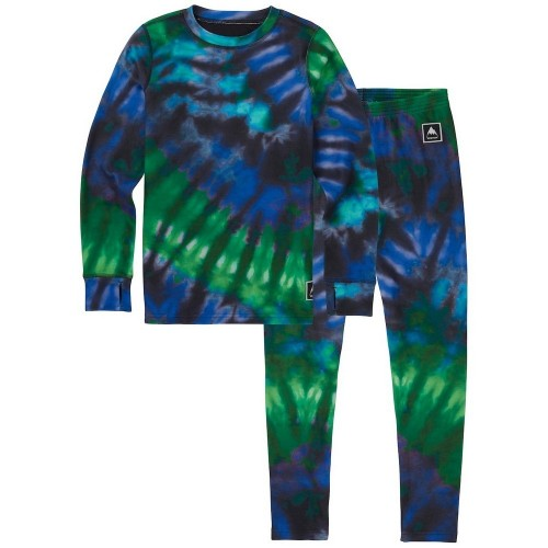 Burton Youth Fleece Set true black munjeet
