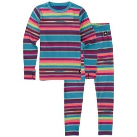 Burton Youth Fleece Set mijita stripe