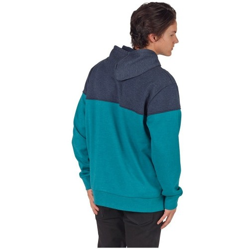Analog Kincaid Bonded Fleece Full-Zip eclipse