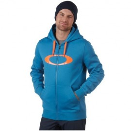 Oakley DWR Ellipse Full Zip california blue