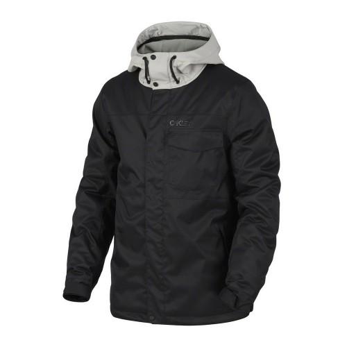 Oakley Division 10K Biozone Insulated Jacket blackout