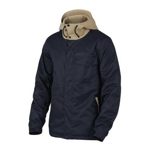 Oakley Division 10K Biozone Insulated Jacket fathom