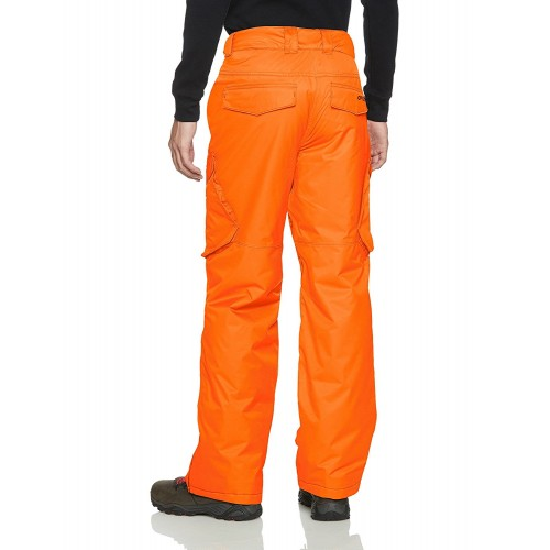Oakley Arrowhead 10K Biozone Insulated Pant neon orange